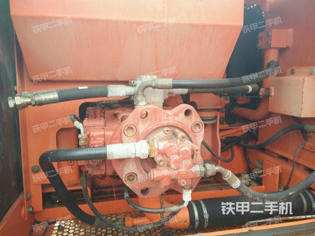 河南洛阳市斗山DH225LC-7挖掘机