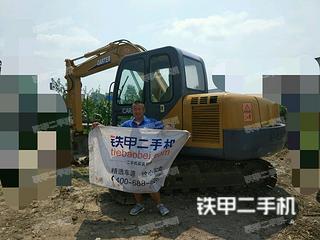 卡特重工CT85-7挖掘机