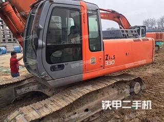 日立ZX330-6挖掘机