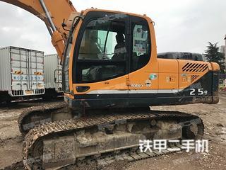现代R215-9挖掘机