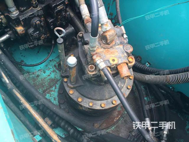 江苏徐州市神钢SK260LC-8挖掘机