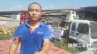中联重科ZLJ5281THB125-37泵车