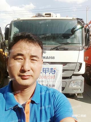 北方股份北方重工47m(欧Ⅱ)混凝土泵车泵车