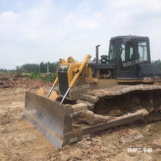 山推SD16L湿地型推土机