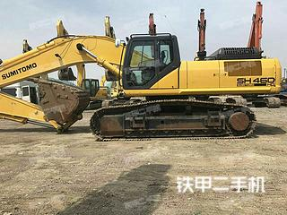 住友SH460A5挖掘机