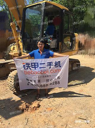 小松PC130-7K挖掘机