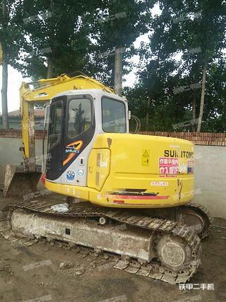 住友SH125X-3挖掘机