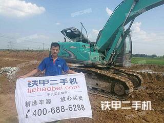 神钢SK210LC-9进口挖掘机