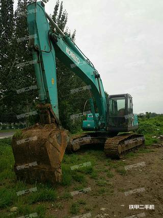 神钢SK210LC-6挖掘机