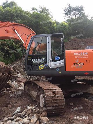 日立ZX350K-3挖掘机