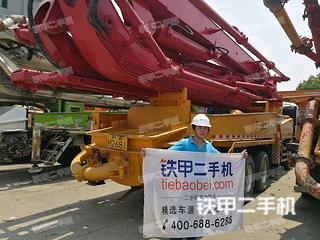 三一重工SY5383THB48泵车