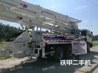 中联重科ZLJ5382THB125-37泵车