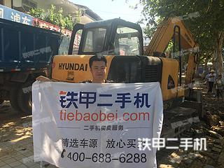 华力重工HL185-7挖掘机