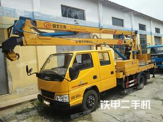 江南专汽JDF5050JGK高空作业机械