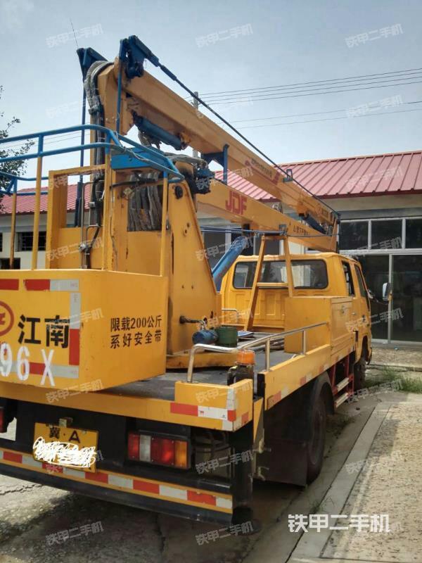 北京北京市江南专汽JDF5050JGK高空作业机械