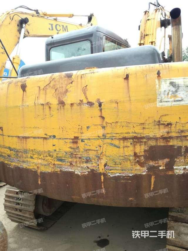 山东临沂市山重建机JCM913C挖掘机