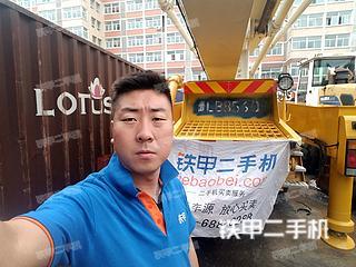山推HJC5391THB-52五十铃泵车