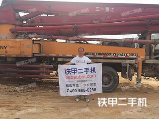 三一重工SY5271THB37D泵车