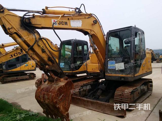山东临沂市山重建机JCM908C挖掘机