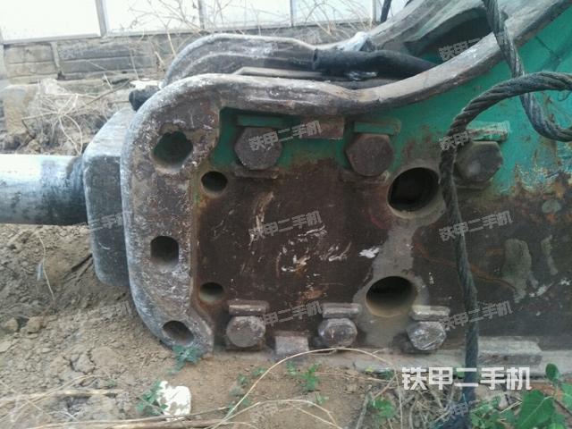 河南商丘市泰石克TR210破碎锤
