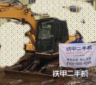 山重建机JCM908D挖掘机