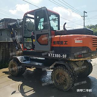 恒辉重工KTZ880-9F挖掘机