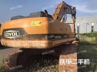 雷沃重工FR220-7挖掘机