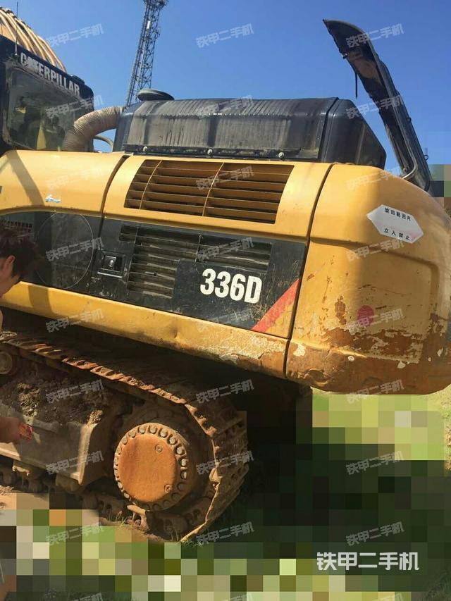 天津天津市卡特彼勒336D挖掘机