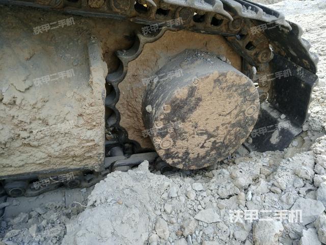 湖北十堰市沃尔沃EC210B挖掘机