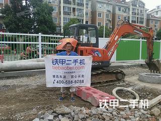 斗山DH55G挖掘机