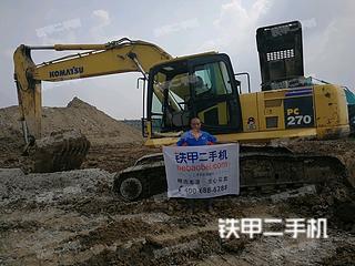 小松PC240LC-7挖掘机