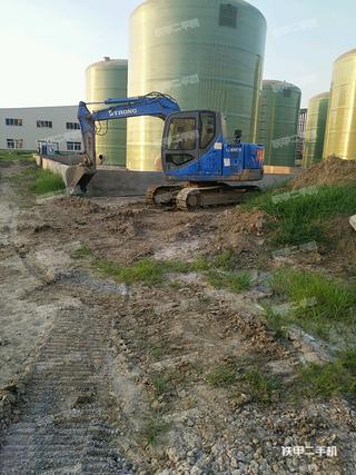 山重建机GC78-8挖掘机