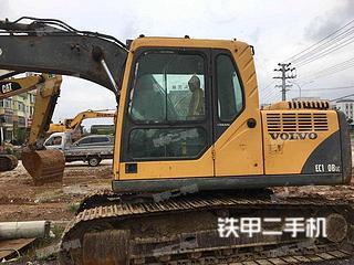 沃尔沃EC140挖掘机
