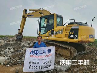 小松PC200-8 Hybrid(混合动力)挖掘机