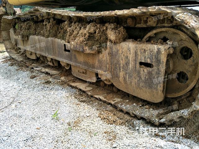广西南宁市柳工CLG915C挖掘机