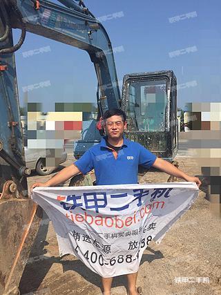 住友SH60-1挖掘机