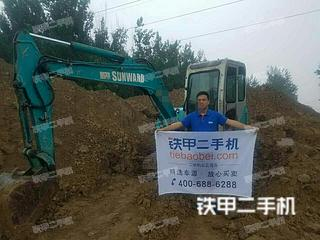 山河智能SWE50挖掘机