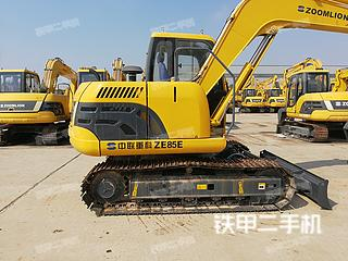 中联重科ZE85挖掘机