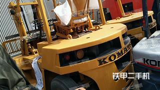 小松FD35叉车