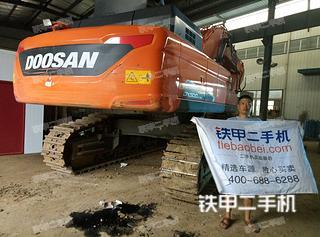 斗山DX500LC-9C挖掘机