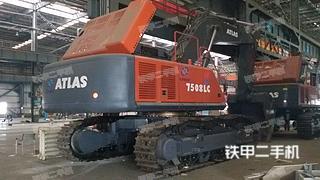 阿特拉斯-中国7508LC挖掘机