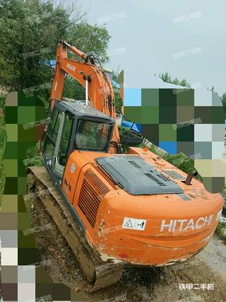 日立ZX210LC-3挖掘机