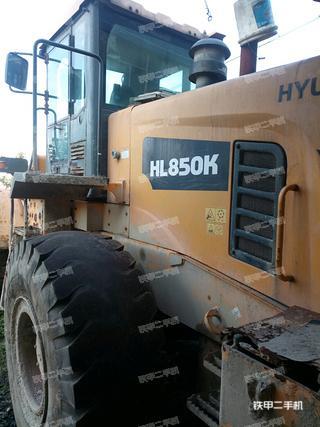 现代HL850K装载机