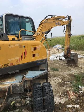 劲工JG75挖掘机