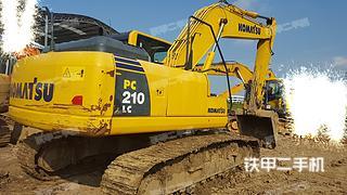 小松PC210LC-8M0挖掘机
