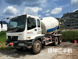 福田雷萨BJ5252GJB-5搅拌运输车