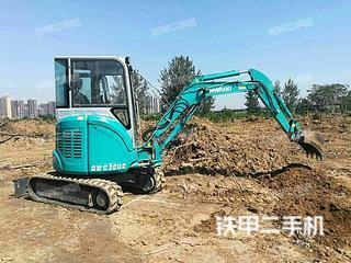 山河智能SWE30U挖掘机