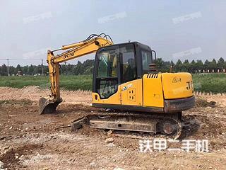 山重建机907B挖掘机