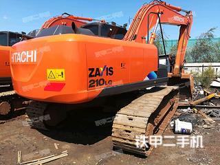 日立ZX210LC-5A挖掘机