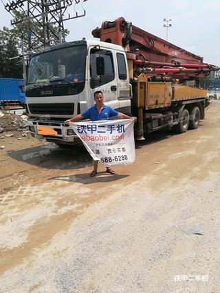 三一重工SY5271THB37P泵车